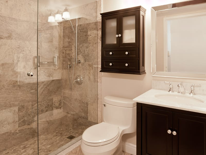 shower remodel bathroom tub to grateful small back